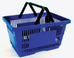 Plastic Shipping Baskets